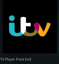 ITV Player Addon Kodi UK IPTV on Kodi