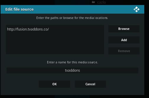 Tvaddons.co Latest Repo Source Install on Kodi 17