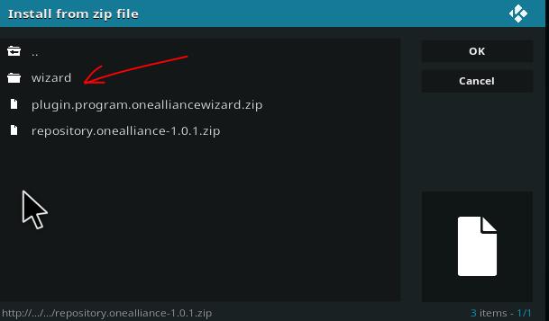 Alliance Build Kodi Latest Version