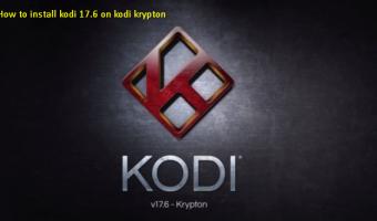 Download and Install Kodi 17.6 on Amazon Firestick 2018