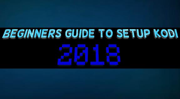 "Beginners Guide to Setup Kodi v19 ""Matrix"""