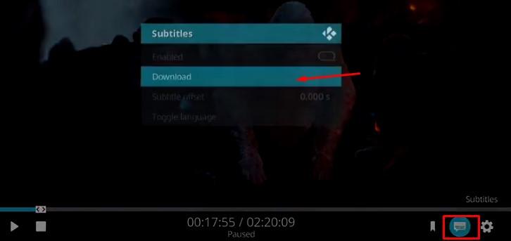 Add Subtitles to Kodi in Xbox One [Guide] | Kodi-Tv