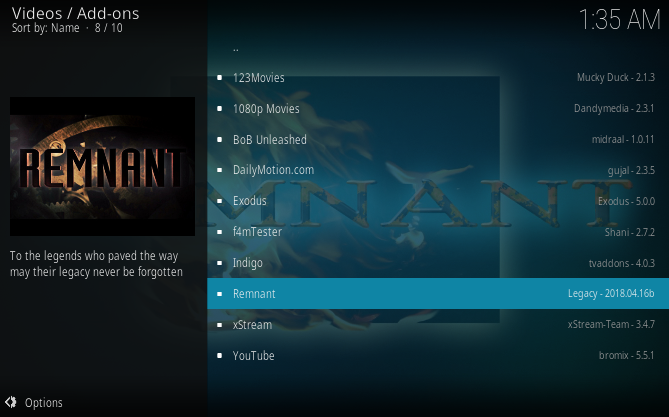 How to Download Salts Remnant 2018 Kodi Repo