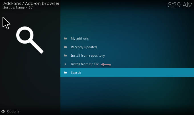 How to Install Xstream Addon Repo on Kodi 18   Kodi-Tv