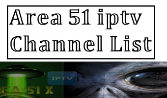Download Area 51 iptv Channel List