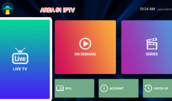 Area51 IPTV Updated List of Channels 2018