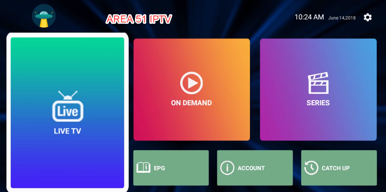 Area51 IPTV Updated List of Channels 2019 | Kodi-Tv