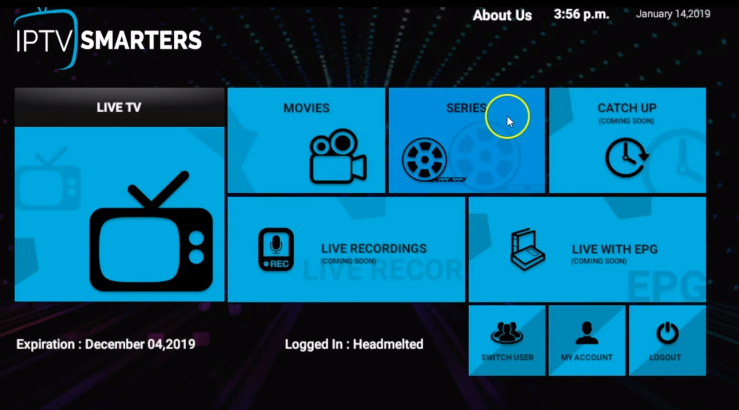 How to install IPTV Smarter Pro on Windows